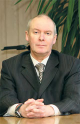 The Deputy Minister of Economy of Belarus Andrey Tur